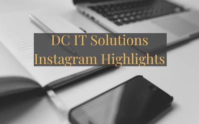 DC IT Solutions Instagram Highlights