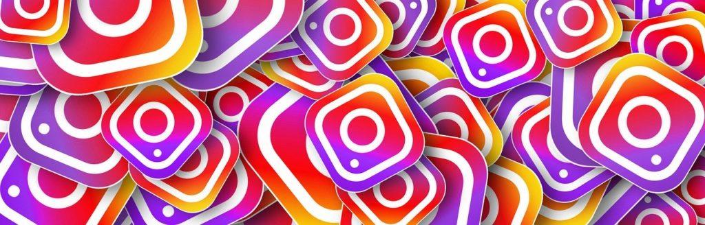 Instagram für Unternehmen Social Media Symbol - geralt / Pixabay