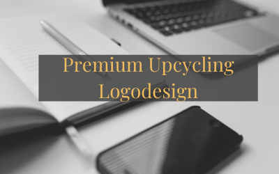 Premium Upcycling Logodesign